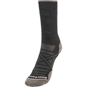 Smartwool PhD Outdoor Light Crew Socks black-fossil